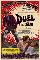 "Duel in the Sun David Selznick - 11"" x 17"""