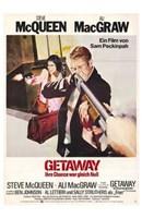 "The GetawayMac Graw - 11"" x 17"" - $15.49"