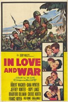 """In Love And War Robert Wagner - 11"""" x 17"""""""