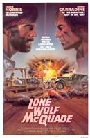 "Lone Wolf Mcquade - 11"" x 17"""