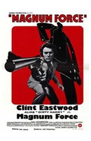 Magnum Force Wall Poster