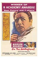 on the Waterfront 8 Academy Awards Wall Poster