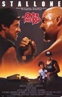 Over the Top - Stallone Wall Poster
