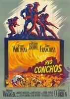 "Rio Conchos - 11"" x 17"""