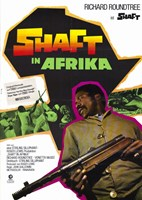"""Shaft in Africa Richard Roundtree - 11"""" x 17"""" - $15.49"""