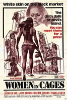 Women in Cages, c.1971 Wall Poster
