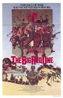 """The Big Red One - 11"""" x 17"""""""