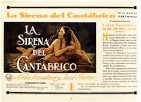 "Sirena Del Cantabrico  La - 17"" x 11"""
