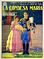 """Condesa Maria  La - 11"""" x 17"""""""