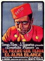 """El Negro Que Tenia El Alma Blanca - 11"""" x 17"""""""
