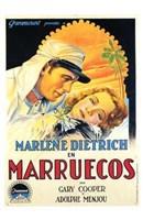 Morocco Wall Poster