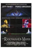 "The Lawnmower Man - 11"" x 17"""