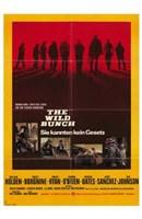 """The Wild Bunch - 11"""" x 17"""""""