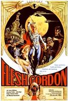 """Flesh Gordon - 11"""" x 17"""""""