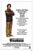 "Tootsie Dustin Hoffman - 11"" x 17"""