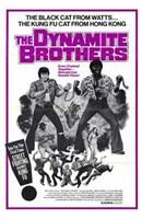 "Dynamite Brothers - 11"" x 17"""