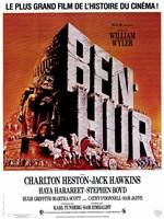 """Ben Hur French - 11"""" x 17"""""""