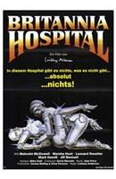"""Brittania Hospital - 11"""" x 17"""""""