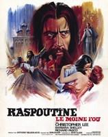 "Rasputin - the Mad Monk - 11"" x 17"""