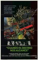 "Soylent Green Spanish - 11"" x 17"""