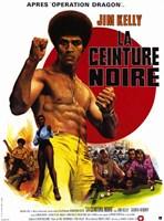 "Black Belt Jones French - 11"" x 17"""