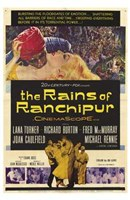 """The Rains of Ranchipur - 11"""" x 17"""""""