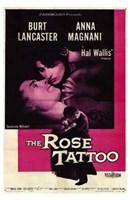 """Rose Tattoo - 11"""" x 17"""""""
