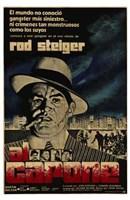 Al Capone 1959 Wall Poster