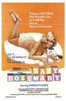 Baby Rosemary Wall Poster