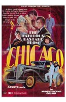 """The Fabulous Bastard from Chicago - 11"""" x 17"""", FulcrumGallery.com brand"""