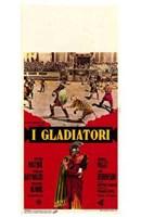 "Demetrius and the Gladiators - 11"" x 17"""