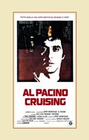 "Cruising Pacino Silhouette - 11"" x 17"""