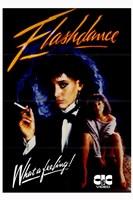 """Flashdance Jennifer Beals - 11"""" x 17"""""""