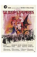 """Fearless Vampire Killers With Jack MacGowran - 11"""" x 17"""""""