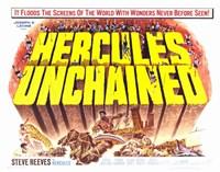 "Hercules Unchained - 17"" x 11"""