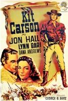 """Kit Carson - 11"""" x 17"""""""