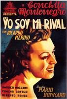 """Yo Soy Mi Rival - 11"""" x 17"""""""