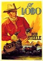 """El Lobo - 11"""" x 17"""""""