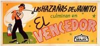 "Hazanas De Jaimito  Las - 17"" x 11"""
