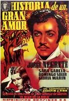 """Historia De Un Gran Amor - 11"""" x 17"""""""