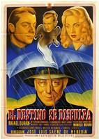 """El Destino Se Disculpa - 11"""" x 17"""""""