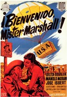 "Welcome Mr Marshall - 11"" x 17"""