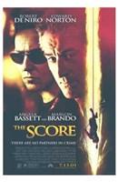 """The Score - 11"""" x 17"""""""