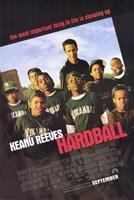 Hardball Wall Poster