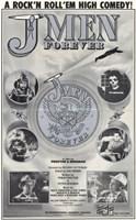 """J Men Forever - 11"""" x 17"""""""