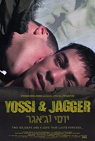 """Yossi and Jagger - 11"""" x 17"""""""