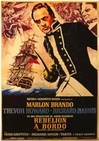 "Mutiny on the Bounty Spanish - 11"" x 17"""