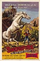 "Snowfire - 11"" x 17"""
