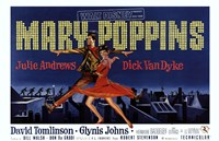 Mary Poppins Broadway Wall Poster