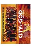 """City of God - 11"""" x 17"""""""